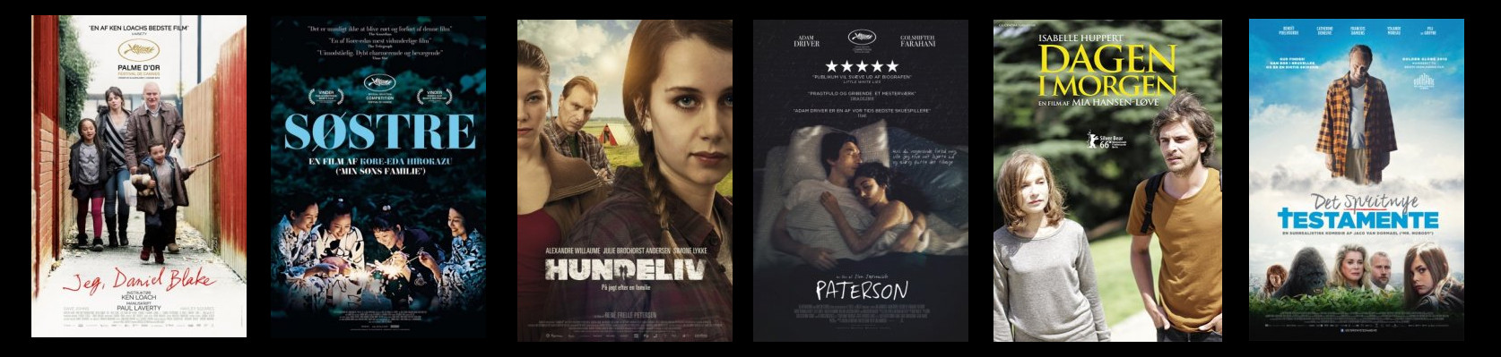 filmer som kommer i 2018