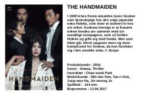 *The Handmaiden