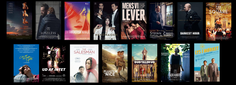 Sæson32 Film liste