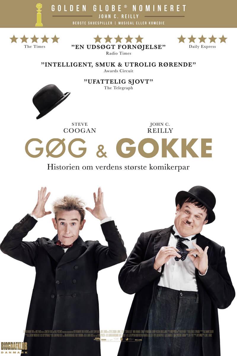 Generalforsamling sæson 34 + Gøg og Gokke